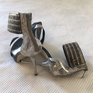 "bebe Shoes - 4.5"" high stilettos"